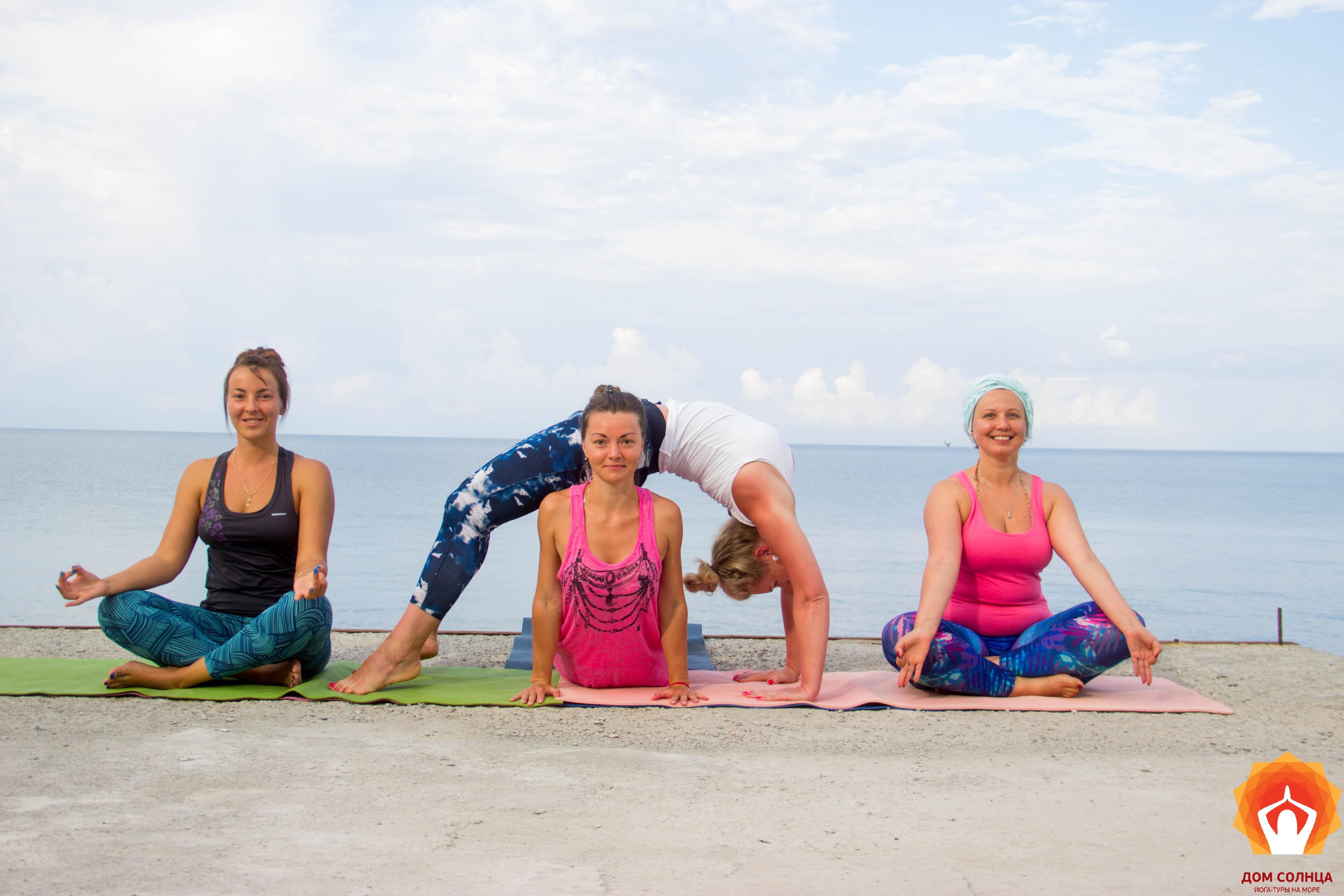 Зачем йога для беременных