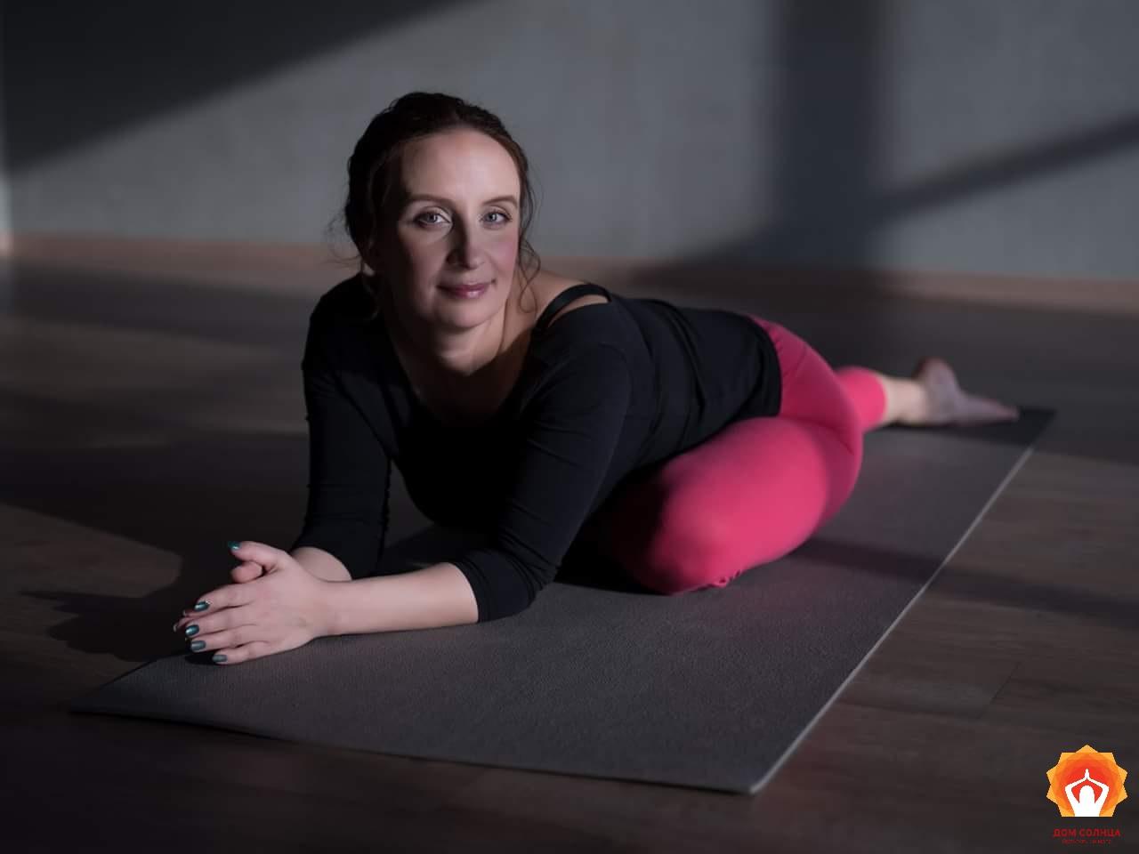 Головная боль и йога