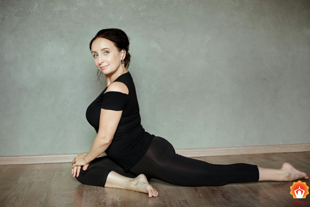 Йога хатха дыхательная гимнастика